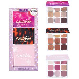 Tarte give, gift, get Eyeshadow Wardrobe New